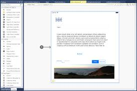 creating user interface objects xamarin