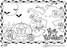 halloween pumpkin coloring pages getcoloringpages