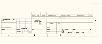 Home Based Mechanical Design Jobs by Title Block Jpg