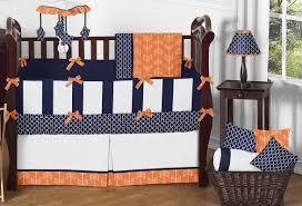 sweet jojo designs arrow 9 piece crib bedding set u0026 reviews wayfair