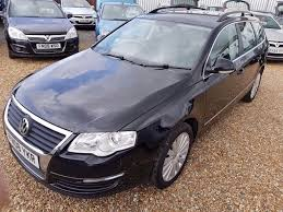 volkswagen passat 1 9 tdi highline estate 5dr diesel manual fsh