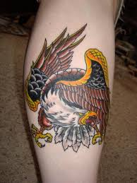 germanic tribal eagle tattoos designs ideas and meaning great