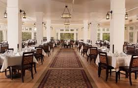 Crater Lake Lodge Dining Room Lake Hotel Dining Room Dining Options At Yellowstone Lake