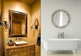 Bathroom Sink Mirrors Selecting A Bathroom Vanity Mirror