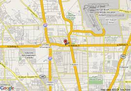 map houston airports map of courtyard houston intercontinental airport houston