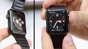 black link bracelet images Space black apple watch w link bracelet unboxing 1 200 jpg