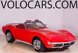 1972 corvette convertible 454 for sale 1972 chevrolet corvette classics for sale classics on autotrader