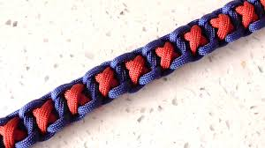 paracord bracelet buckle make images How to tie the hugs and kisses xoxo paracord bracelet no buckle jpg