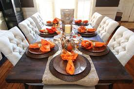 dining room table arrangements fall dining table decor inspiration 4 kevin amanda