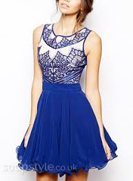 soapstyle eastenders tina u0027s blue lace dress