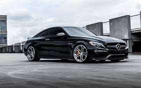 mercedes c class coupe tuning wallpapers 4k mercedes amg c63s coupe 2018 cars velos