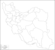 Blank Map Of The 50 States by Iran Free Map Free Blank Map Free Outline Map Free Base Map