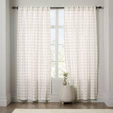 Cotton Canvas Curtains Cotton Canvas Curtain 60 For A Pair But Their Max Length