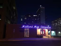 midland map midland map company printing services 106 n marienfeld st