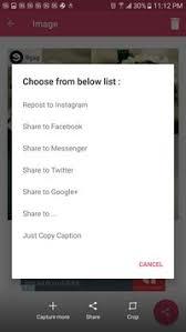 repost instagram apk regram repost for instagram apk free social app for