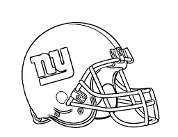 Football Coloring Pages Football Coloring Pages Denver Broncos Football Coloring Page