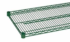 Commercial Wire Shelving by Buy Heavy Duty Commercial Wire Shelving Epoxy Plated Two Shelves