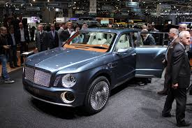 bentley exp 12 bentley exp 9 f concept for plug in hybrid suv geneva motor show