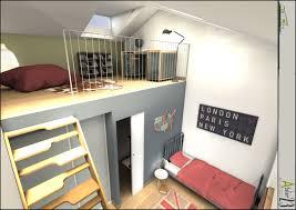 chambre enfant mezzanine indogate mezzanine chambre merveilleux enfant conception de