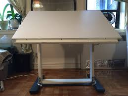 Neolt Drafting Table Neolt Arnal Pro Drafting Table Made In Italy In Prospect Lefferts