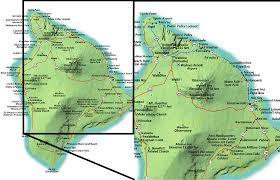 Map Of Hawaii Big Island Xiii Honokane Nui Trail U2013 Emilyberkson