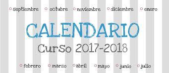 Calendario Diciembre 2018 Calendario Escolar C P Enrique Alonso