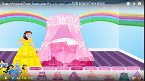 Princess Home Decoration Games