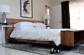 Raised Platform Bed Platform Bed Frame Ideas Tags Astonishing Platform Bed With