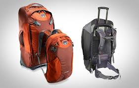 Most Rugged Backpack Travel Gear Upgrade The 3 Best Wheeled Backpacks On The Market
