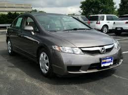 2009 Honda Civic Coupe Interior See All 2009 Honda Civic For Sale At Carmax