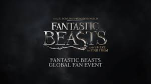 j k rowling announces there will be five fantastic beasts movies
