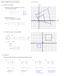 download study as maths coordinate geometry test worksheet for