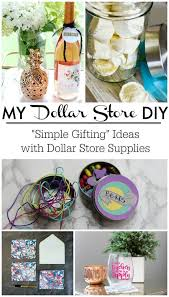 dollar store diy gift glass etching container hunt and host