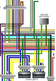 honda nighthawk wiring diagram honda nighthawk charging system