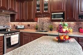 granite kitchen ideas cherry cabinets with granite countertops lilyjoaillerie co