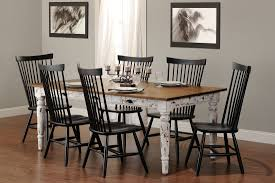 dining room american homesteader beer wine making supplies table top rustic white oak aged oak low sheen legs skirting brown maple vintage brush mark level 3 finish low sheen chairs brown maple black