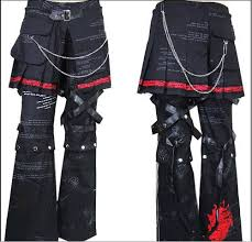 fashion trousers picture more detailed picture about punk rave