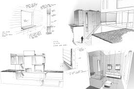 Furniture Design Sketches 194 Best Bocetos Y Planos Images On Pinterest Architecture