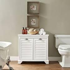 narrow white storage cabinet target
