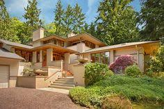 Frank Lloyd Wright Inspired Home Plans Conover Commons This Is My Home Pinterest Tiny Houses