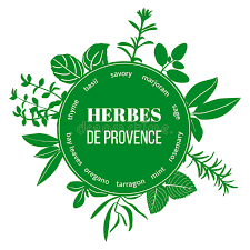 herbes cuisine herbes de provence flat silhouettes stock vector illustration of