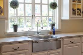 How To Replace Your Kitchen Faucet How To Install Waterstone Annapolis Kitchen Faucet U2014 Railing