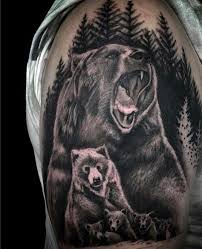 bear tattoos tattoo collections