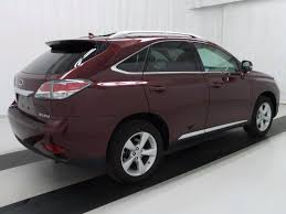 lexus maroon used 2013 lexus rx 350 awd other in dansville ny stock number