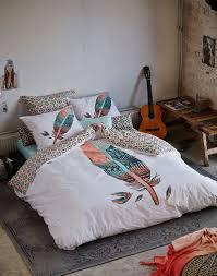 Indie Bedding Sets Indy Leaf Print Duvet Set Duvet Bedrooms And Room
