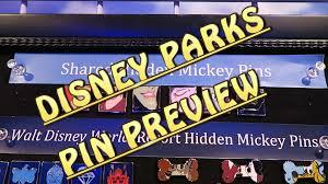 pixar party pin preview 2016 hidden mickeys le oe halloween