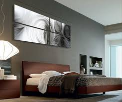 Bedroom Furniture Salt Lake City Abstract Metal Art Modern Bedroom Salt Lake City By Modern