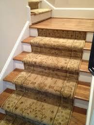 flower carpet stair runner to install carpet stair runner