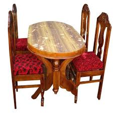 4 Seat Dining Table And Chairs Adpoler Deco Interior Design