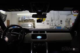 2015 range rover dashboard 2015 range rover sport blackvue dr750lw 2ch dash cam installation